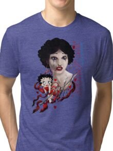 Beatress (American Mary) Tri-blend T-Shirt