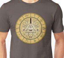 Gravity Falls Symbol Unisex T-Shirt