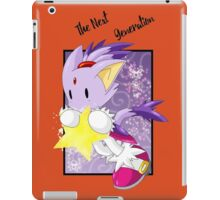 The next Generation for Rose iPad Case/Skin