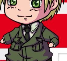 Hetalia Chibis - Britain Sticker