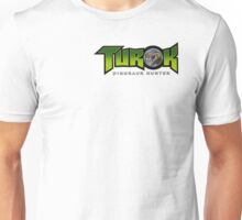 Turok: Dinosaur Hunter Logo Unisex T-Shirt