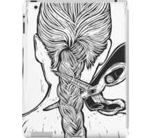Nightmare Haircut iPad Case/Skin