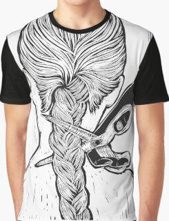 Nightmare Haircut Graphic T-Shirt