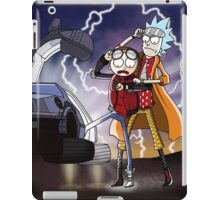 Rick and Morty iPad Case/Skin