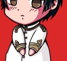 Hetalia Chibis - Japan Sticker