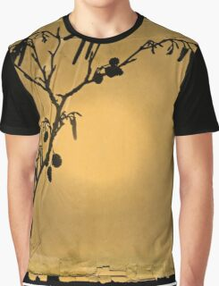 Catkin on paper Graphic T-Shirt