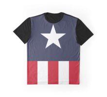 Captain America Graphic T-Shirt