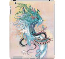 Journeying Spirit (ermine) iPad Case/Skin