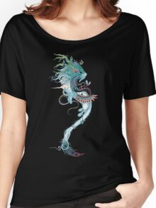 Journeying Spirit (ermine) Women's Relaxed Fit T-Shirt