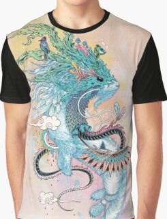 Journeying Spirit (ermine) Graphic T-Shirt