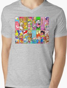 80s Girls Totally Radical Cartoon Spectacular!!! T-Shirt