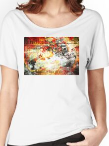 dissipate. Women's Relaxed Fit T-Shirt