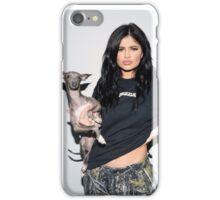 Kylie Jenner Dog iPhone Case/Skin
