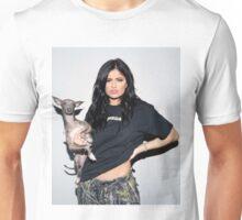 Kylie Jenner Dog Unisex T-Shirt