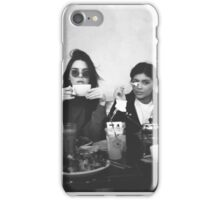 Kendall Jenner and Kylie Jenner Tea Classy iPhone Case/Skin