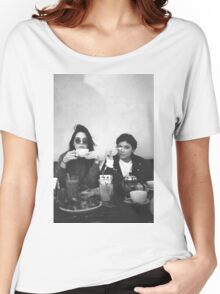 Kendall Jenner and Kylie Jenner Tea Classy Women's Relaxed Fit T-Shirt