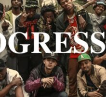 pro era - beast coast - Progressive Sticker