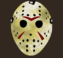 Jason Voorhees Mask - Friday The 13th T-Shirt