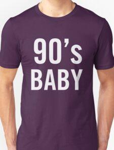90's Baby Unisex T-Shirt