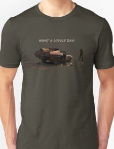 Lovely Day Unisex T-Shirt