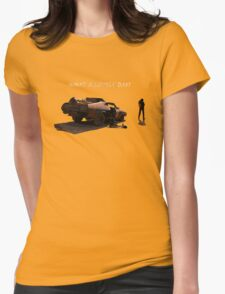 Lovely Day Womens Fitted T-Shirt