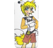 Human Tails  iPhone Case/Skin