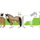 Welsh Ponies: Sometimes one is not enough by Diana-Lee Saville