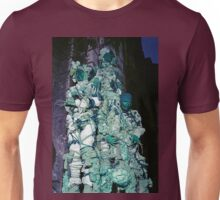 Carnaval  with my inventions on light OKAIO that creates a real RELIEF and Studio Portable OKAIO  06 (c)(h)  by Olao-Olavia / Okaio Créations 1998 Unisex T-Shirt