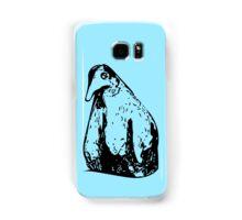 Lone Penguin Samsung Galaxy Case/Skin