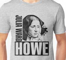 Julia Ward Howe Unisex T-Shirt