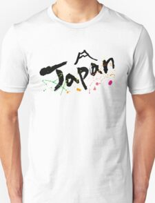 japan 1 Unisex T-Shirt