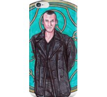 .9th Doctor. iPhone Case/Skin