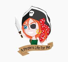 Chibi Pirate's Life T-Shirt