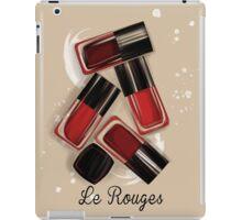 """""""Le Rouges"""" - Illustration  iPad Case/Skin"""