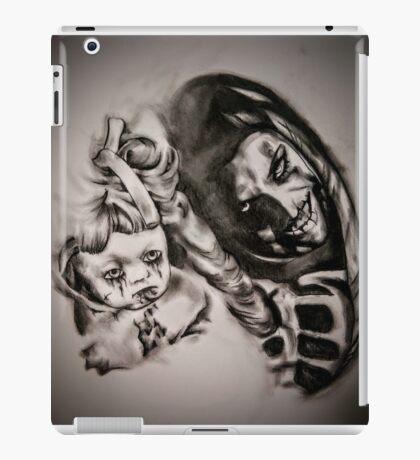 worst nightmare  iPad Case/Skin