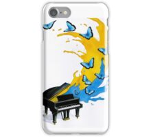 Morpho Melody iPhone Case/Skin