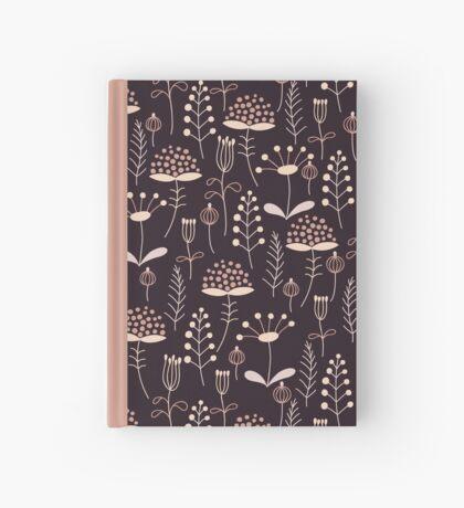 Winter Garden Hardcover Journal