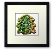 Christmas Cookie 1 Framed Print