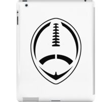 Football - Vector Art iPad Case/Skin
