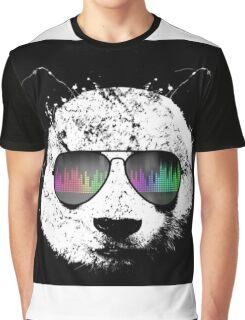 Panda with sunglasses Graphic T-Shirt
