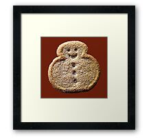 Christmas Cookie 4 Framed Print