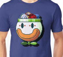 Egg Clown Car Unisex T-Shirt