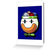 Egg Clown Car Greeting Card