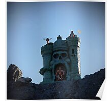 Masters of the Universe Classics - Castle Grayskull Poster