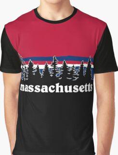 Massachusetts Graphic T-Shirt