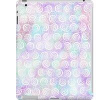 Psychedelic Watercolor - Hypolines iPad Case/Skin