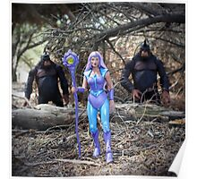 Masters of the Universe Classics - Glimmer Poster