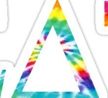 Sigma Delta Tau - Tie Dye Sticker