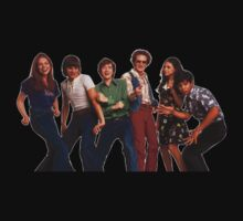 That '70s Show Gang by KangarooZach41