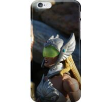 Masters of the Universe Classics - He-Man and She-Ra New Adventures iPhone Case/Skin